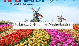 Du lịch Hà Lan-The Netherlands hay Holland?