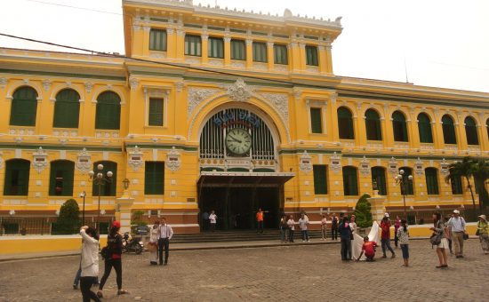 Full Day Trip Combination City & Cu Chi Tunnels