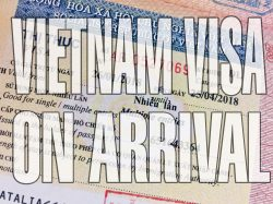 Exemption Of Entry Visa To Vietnam, Updated On 09 Feb 2018