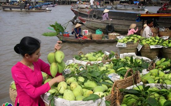Cai Be Floating Market – Vinh Long, daily departure